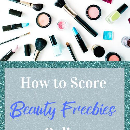How to Score Beauty Freebies Online