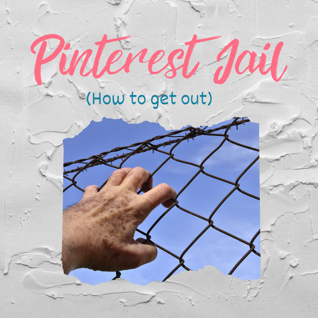Pinterest Jail- Why Is My Account Suspended