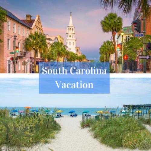 The Ultimate South Carolina Vacation (While Social Distancing)