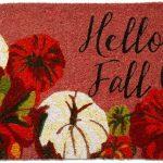Hello Fall Doormat