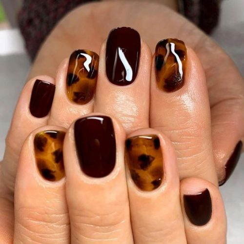Fall Nails- Get A Perfect Mani and Pedi at Home