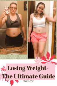 losing weight guide