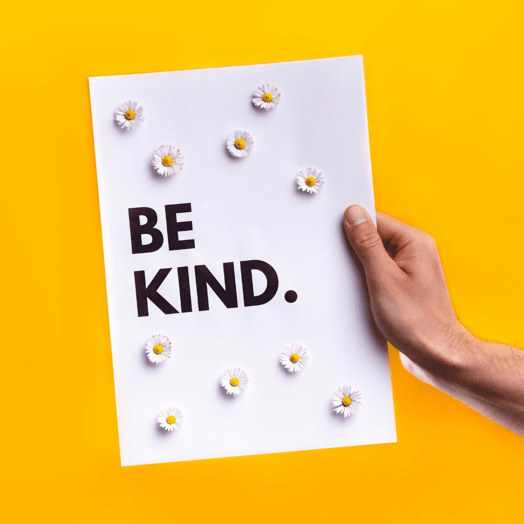 World Kindness Day- November 13