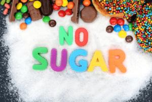 cutout sugar for detox